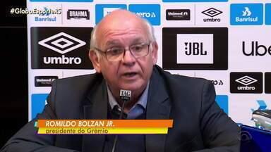 Grêmio recusa empréstimo do Everton para time chinês - Assista ao vídeo.