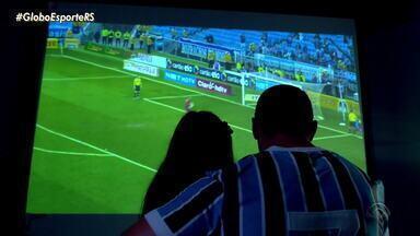 Torcedores gremistas contam como foi viver a final da Copa do Brasil de 2016 - Assista ao vídeo.