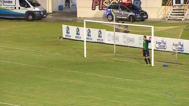 Vila volta a treinar, mas Genivaldo é dúvida para encarar o Treze - Partida acontece no próximo domingo, na Arena Batistão.