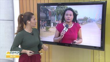 Três detentos fogem do presídio Vale do Guaporé em Porto Velho - Presos teriam serrado as grades das celas