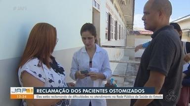 Pacientes Ostomizados reclamam de dificuldades no atendimento na Rede Pública de Saúde - Pacientes Ostomizados reclamam de dificuldades no atendimento na Rede Pública de Saúde