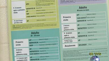 Guararema confirma dois casos de sarampo este ano - Pacientes são menina de um ano e dois meses e mulher de 36 anos.