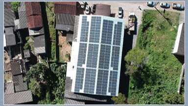 Alta na conta de energia faz moradores do Alto Tietê recorrerem à energia solar - Apesar para a instalação é alto, quem optou pelo sistema diz o retorno é garantido.