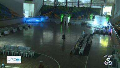 Abertura do Joer acontece nesta quarta-feira em Porto Velho - Evento acontece no Ginásio Aluísio Ferreira.