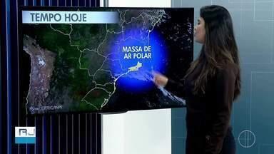 Veja como fica a previsão do tempo para esta quinta, 15 de agosto - Saiba como ficam as temperaturas no interior do Rio