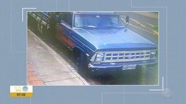 Nem câmeras de monitoramento impedem ação de bandidos - Diversos casos de furtos de veículos são registrados.