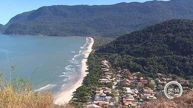 Guaecá pode ter área de preservação ambiental em São Sebastião - Moradores aguardam a decisão da prefeitura.