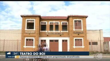 Teatro do Boi comemora 32 anos com programação diversificada - Teatro do Boi comemora 32 anos com programação diversificada