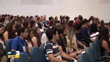 Congresso Mineiro de Neurologia é realizado em Montes Claros - Problemas do sistema nervoso são discutidos no congresso.