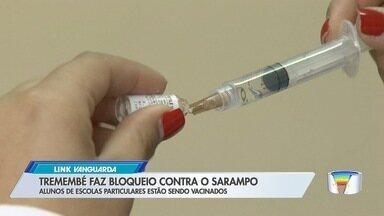 Mais de 20 casos de sarampo estão confirmados - Taubaté confirmou mais dois casos de sarampo.