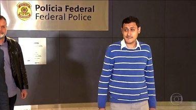 Egípcio procurado pelo FBI nega acusações de terrorismo - Mohamed Ahmed Ibrahim prestou depoimento durante cinco horas e foi liberado, em São Paulo.