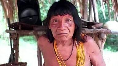 Polícia Federal divulga o laudo sobre a morte do líder indígena Emyrá Waiãpi no Amapá - Os peritos concluíram que a morte foi por afogamento.