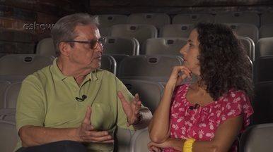 Diretor de teatro Fernando Marinho fala sobre o projeto Gregorianas - Diretor de teatro Fernando Marinho fala sobre o projeto Gregorianas