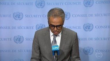 Conselho de segurança da ONU pede fim de ações unilaterais na região entre Jammu e Caxemir - O conselho se reuniu a portas fechadas, nesta sexta-feira (16), para discutir a decisão da Índia de revogar o status especial das duas províncias.