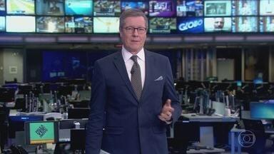 Jornal da Globo - Edição de sexta-feira, 16/08/2019 - As notícias do dia com a análise de comentaristas, espaço para a crônica e opinião.