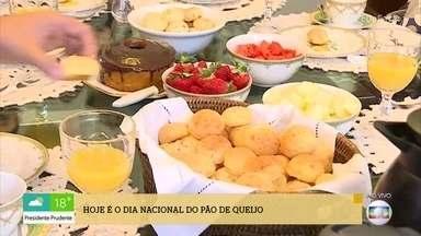 Hoje é o dia nacional do pão de queijo - Maravilha típica de Minas Gerais faz sucesso até no Japão, como mostra o correspondente Carlos Gil