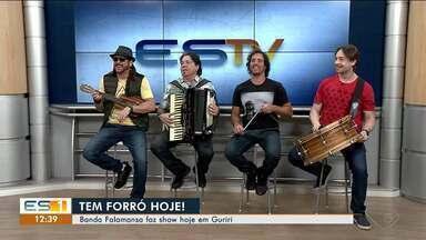 Falamansa faz show em Guriri, no ES - Melhor forró do Brasil está em São Mateus.