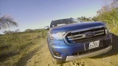 Ford Ranger ganha novas tecnologias - Ford Ranger ganha novas tecnologias