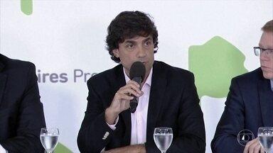 Presidente da Argentina anuncia novo Ministro da Fazenda do país - Hernán Lucanza substitui Nicolás Dujovne, que entregou o cargo dizendo que o governo precisava de uma renovação na área econômica.