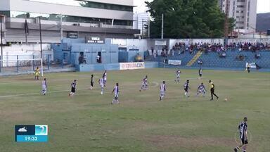Funorte enfrenta Atlético pelo Campeonato Mineiro sub 15 e 17 - As categorias de base se enfrentaram em Montes Claros. Confira os destaques do esporte mineiro.