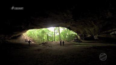"""""""Luzes na Escuridão"""" catálogo das mais belas cavernas do Brasil - Bloco 02 - """"Luzes na Escuridão"""" catálogo das mais belas cavernas do Brasil - Bloco 02"""
