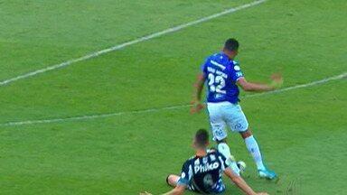 Daniel Alves estreia no São Paulo e faz gol da partida contra o Ceará pelo Brasileirão - Na quarta-feira, o time enfrenta o Atlético Paranaense.