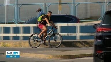 HGE já atendeu quase 300 ciclistas vítimas de acidentes de trânsito em 2019 - SMTT diz que faz campanha educativa para ajudar a reverter esse quadro.