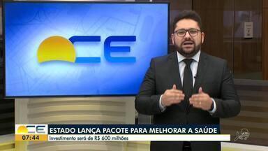 Inácio Aguiar traz os bastidores da Política - Saiba mais em g1.com.br/ce