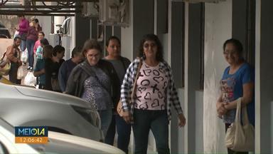 Servidores da Cettrans fazem boletim de ocorrência contra vereador de Cascavel - Durante a sessão que votou a extinção da Companhia de Trânsito de Cascavel, Jorge Bocasanta, do PRÓS, chamou o servidores de vagabundos.