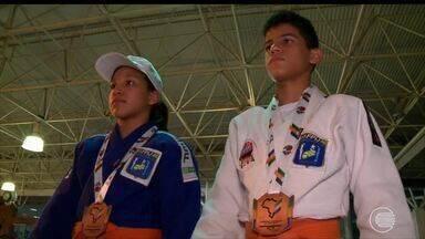 Judocas piauiense que se destacaram no Brasileiro Sub 13 falam sobre experiência - Judocas piauiense que se destacaram no Brasileiro Sub 13 falam sobre experiência