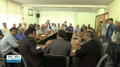 Comissão vai propor ajustes no projeto, que deve receber a chancela da ANTT em até 60 dias - Estrada do Contorno em Campos.