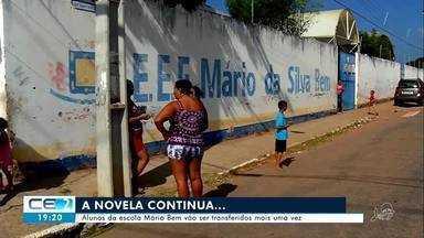 Alunos da escola Mário Bem em Juazeiro do Norte vão ser transferidos mais uma vez - Confira mais notícias em g1.globo.com/ce