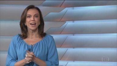 Bom Dia Brasil - Edição de quarta-feira, 21/08/2019 - O telejornal, com apresentação de Chico Pinheiro e Ana Paula Araújo, exibe as primeiras notícias do dia no Brasil e no mundo e repercute os fatos mais relevantes.