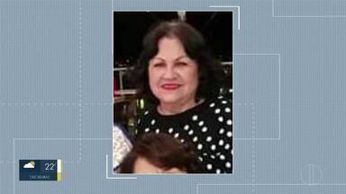 Corpo da idosa assassinada em Montes Claros será enterrado nesta quarta - Crime aconteceu em uma casa no Bairro Santa Rita.