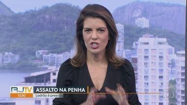 RJ1 - Edição de quarta-feira, 21/08/2019 - O telejornal, apresentado por Mariana Gross, exibe as principais notícias do Rio, com prestação de serviço e previsão do tempo.