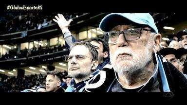Veja como foi o jogo do Grêmio contra o Palmeiras - Assista ao vídeo.