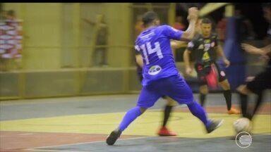 Rodada emocionante define classificação da 1ª fase da Taça Clube de Futsal - Rodada emocionante define classificação da 1ª fase da Taça Clube de Futsal