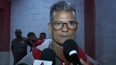 Técnico do Tombense se prontifica a seguir no clube em 2020 - Eugênio Souza assumiu o time com missão de manter Gavião na Série C pelo segundo ano seguido