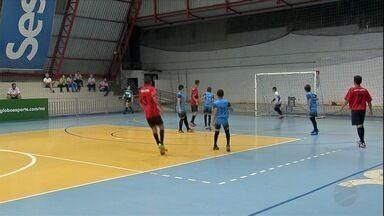 Começou a Copa da Juventude em Campo Grande - Primeiras partidas foram disputadas nesta terça-feira.