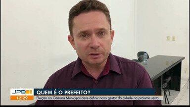 Prefeito de Patos : eleição na Câmara Municipal deve definir novo gestor - A definição do novo gestor da cidade será na próxima sexta.