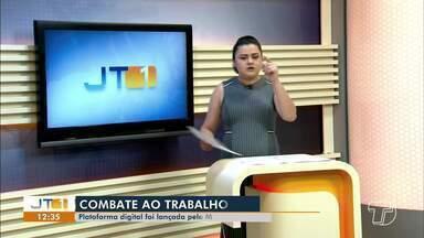 Apreensão de veículos durante operação é destaque no G1 Santarém e região - Confira esta e outras notícias acessando o portal.