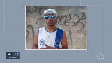 Suspeito de matar a ex-companheira, com golpes de faca, está preso - O crime foi no bairro Mantiqueira, Região de Venda Nova. Gleisson Pereira se entregou à polícia nesta quarta-feira (21).