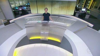 Jornal Hoje - Edição de quinta-feira, 22/08/2019 - Os destaques do dia no Brasil e no mundo, com apresentação de Sandra Annenberg.