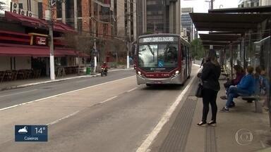 SP2 - Edição de quinta-feira, 22/08/2019 - Tribunal de Justiça de São Paulo mantém suspensão de licitação de ônibus da capital, a maior do país. Mais de 60 mil estudantes se inscreveram para participar da feira de profissões da USP.