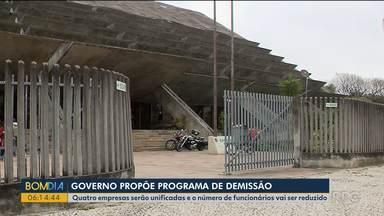 Governo deve criar o Instituto de Desenvolvimento Rural do Paraná - Órgão vai unir Emater, Iapar, Codapar e o Centro Paranaense de Agroecologia.