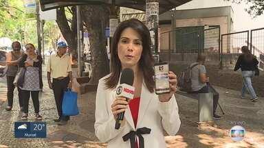 Cartão BHBus pode ser recarregado por aplicativo de celular em Belo Horizonte - As novidades do sistema foram apresentadas nesta sexta-feira.
