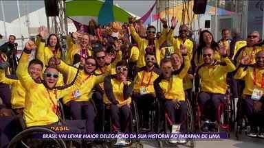 Começa hoje os jogos Parapan-Americanos e o Brasil chega como favorito em Lima - Começa hoje os jogos Parapan-Americanos e o Brasil chega como favorito em Lima