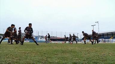 Figueirense entra em campo no domingo pela Segundona do Mineiro - Após empate na primeira rodada, time recebe Atlético de Três Corações em São João del Rei