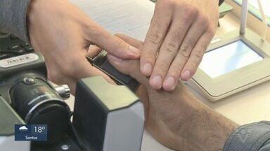 Moradores de Registro, SP, devem fazer a biometria ainda em 2019 - Registro é uma das cidades do Vale do Ribeira que adotou o procedimento.