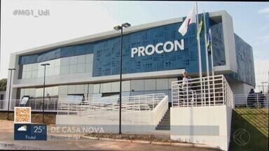 Procon de Uberlândia passa a atender em nova sede - Órgão funcionará na Avenida Benjamin Magalhães, no Bairro Tibery, a partir desta sexta (23). Telefones serão interrompidos temporariamente.